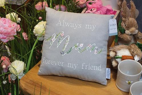 Mum Square Cushion