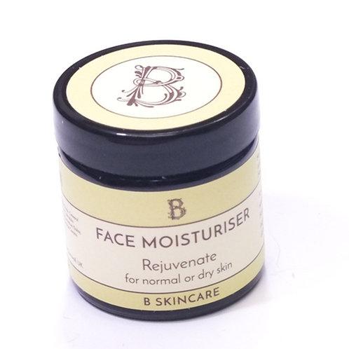 Face Moisturiser - Rejuvenate - 60ml