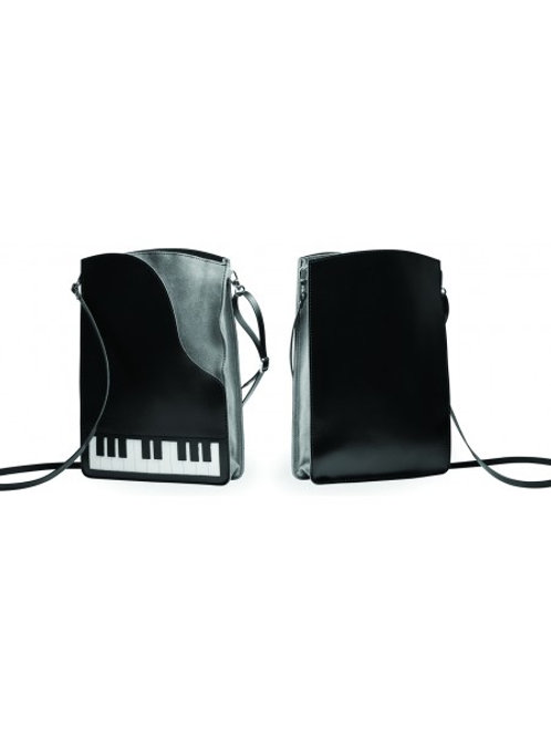 Piano Leather Shoulder Bags