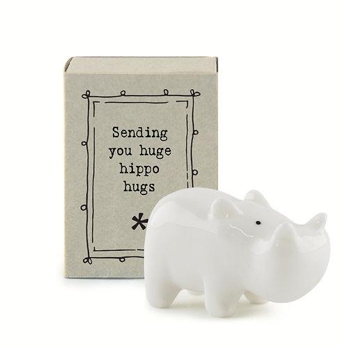 Matchbox-Hippo
