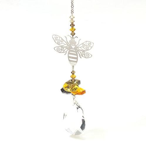 Crystal Fantasies Bee - Autumn Gold