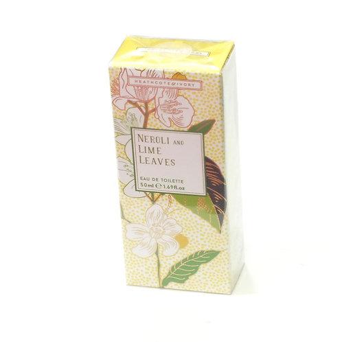 Neroli & Lime Leaves Eau de Toilette 50ml