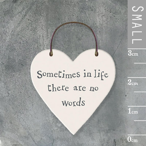 Little Heart Sign-Sometimes In Life