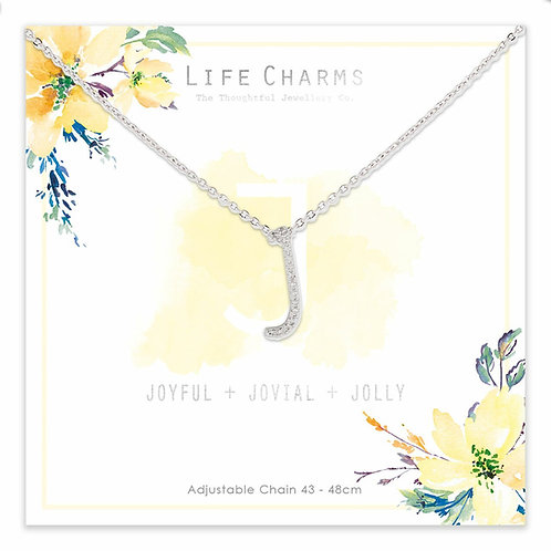 J Is For.. Necklace