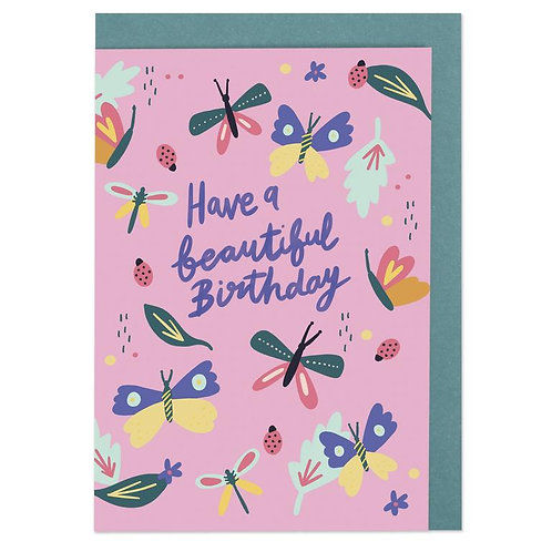 Have a beautiful Birthday