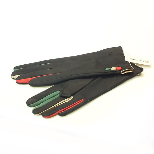 G203 Gloves - Black