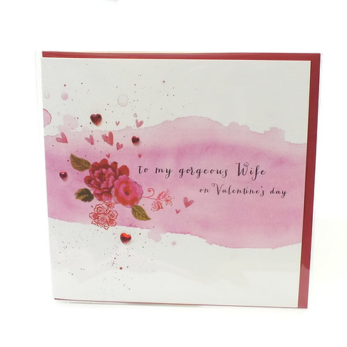 Gorgeous Wife - Card