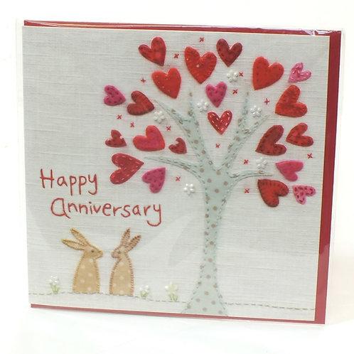 Happy Anniversary - Gorgeous
