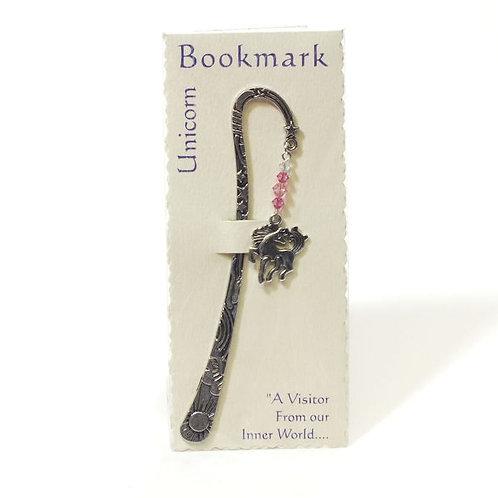 Inspirational Bookmark Unicorn