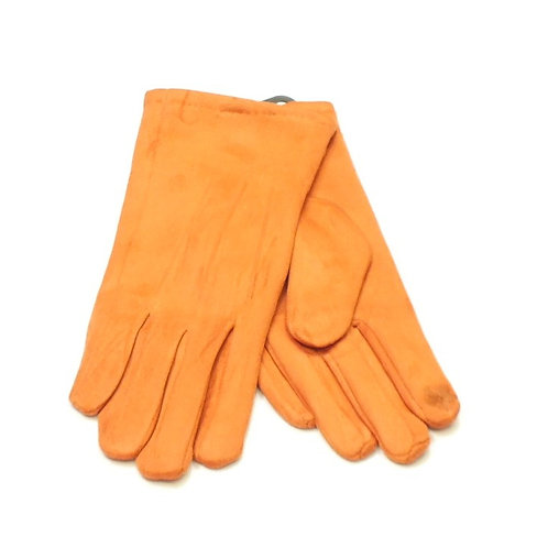 One Colour Plain Gloves
