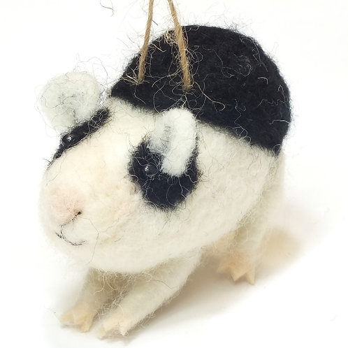Wool Mix Guinea Pig Decoration