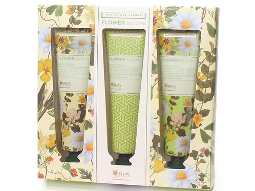 RHS - Daisy Garland Three Hand Creams