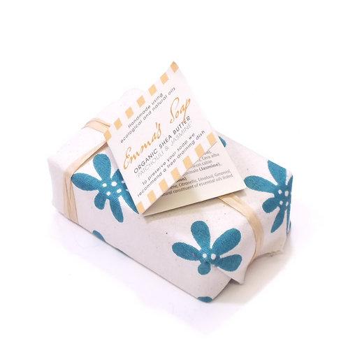 Organic Shea Butter Soap - Patchouli & Jasmine