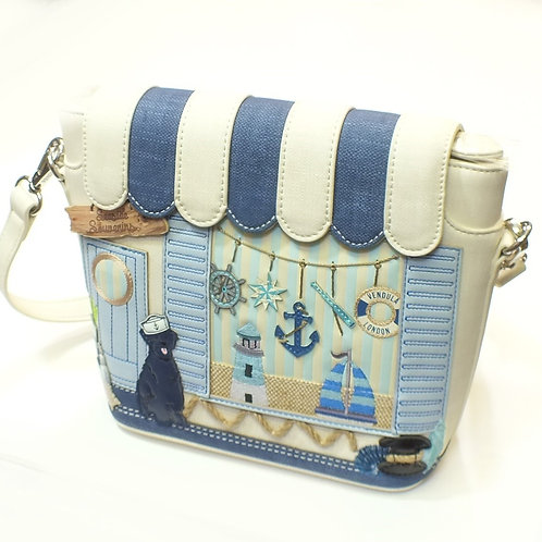 Vendula Seaside Souveniers Crossbody Bag