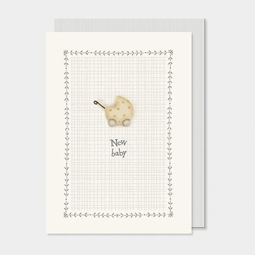 Dreamy Card - Baby