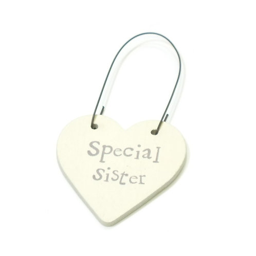 Little Heart Sign-Special Sister