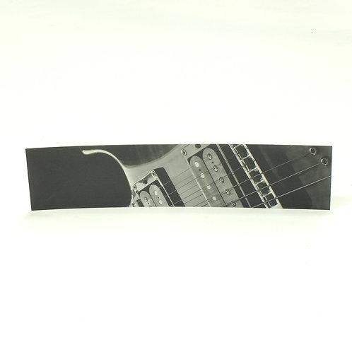 Electric Guitar Bookmark
