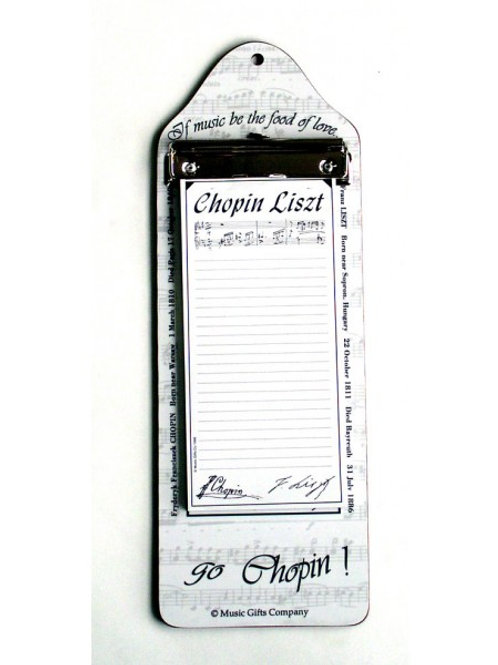 Chopin Liszt Board