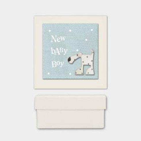 Animal box-New baby boy