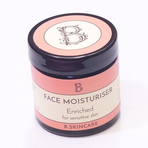 Enriched Face Moisturiser - 60ml