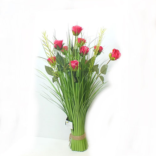 Floral Bundle Rose 70cm