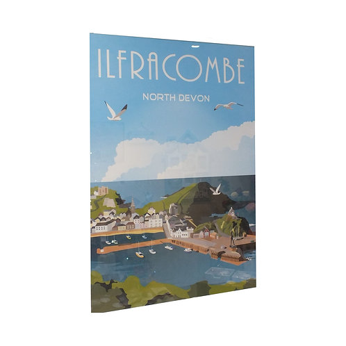 Ilfracombe Poster - No Frame