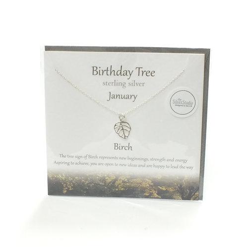 Birthday Tree Pendants