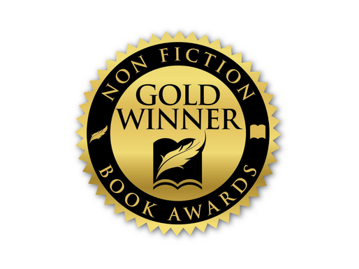 Nonfiction Book Awards GOLD AWARD Winner