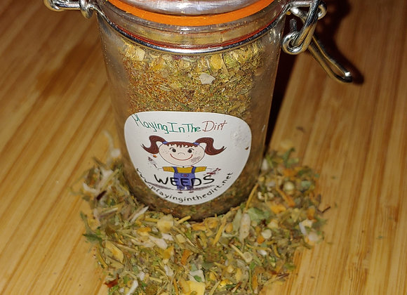 Herbal Grilling Seasoning