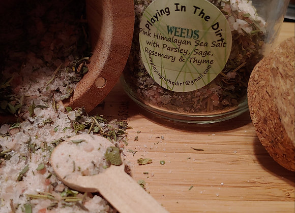 Herbal Finishing Salt