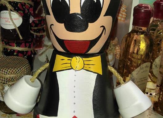 Mickey Pot Head