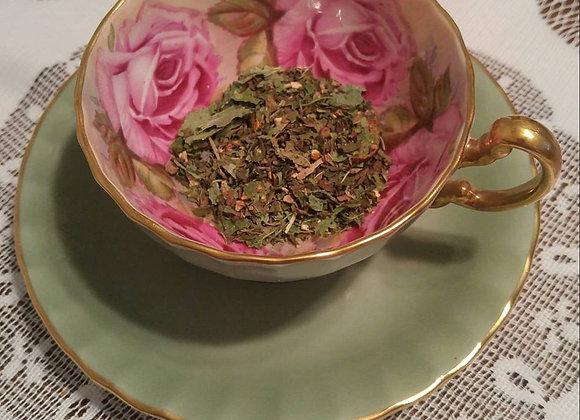 Summer Citrus Mint Tea
