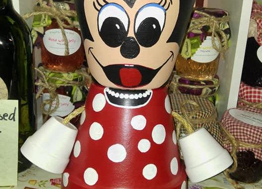 Minnie Pot Head