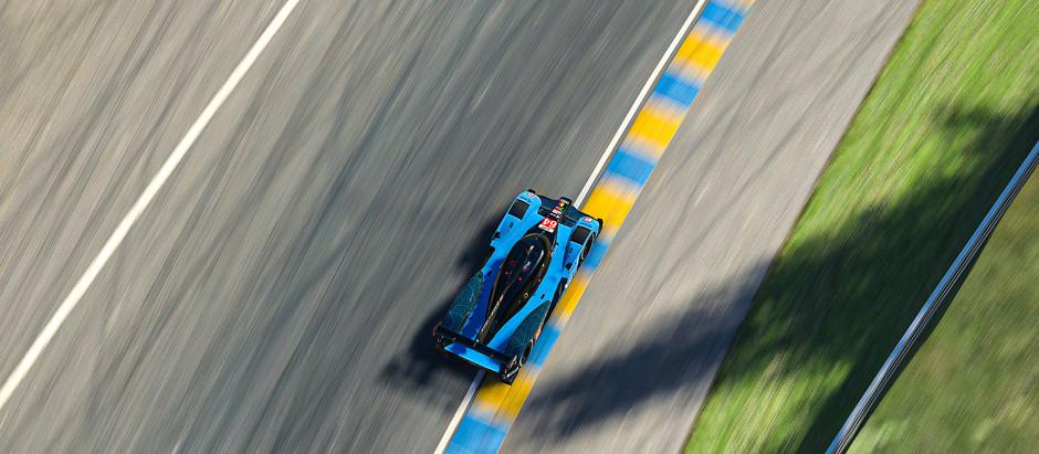 iELMS - Daytona International - Race Report