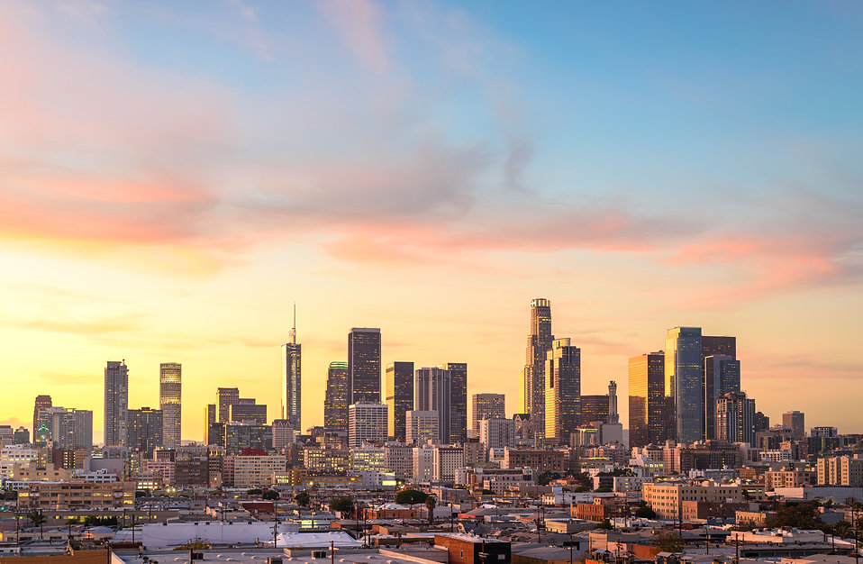 downtown-los-angeles-skyline-at-sunny-da