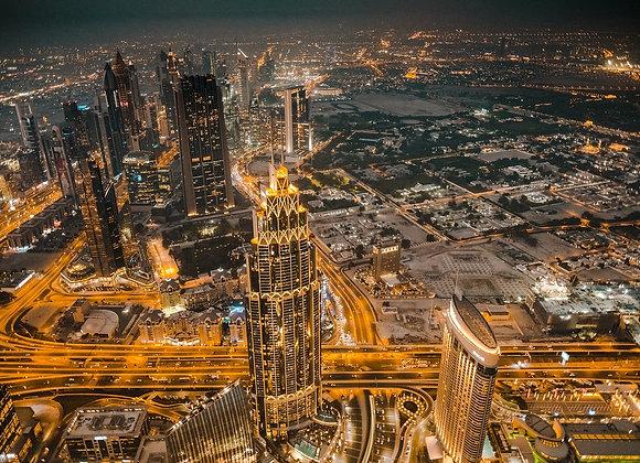 Escala a Dubai