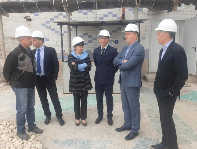 В Рязани обсудили реализацию нового проекта компании «Фибратек»