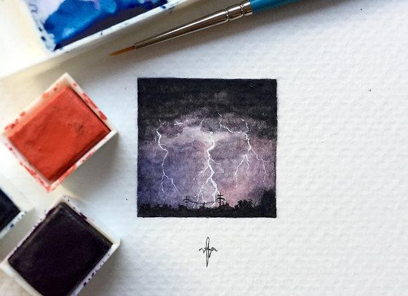 Through the Thunderstorm