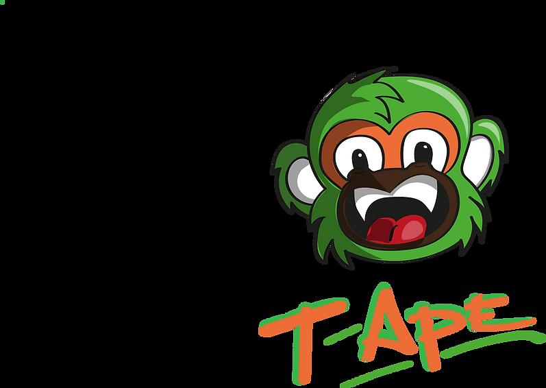 T-Ape_green_mit Logo Schrift.png