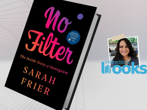 Book review:  No Filter. The Inside Story of Instagram