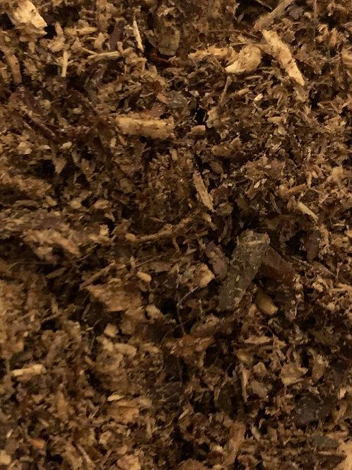 Substrat d'élevage iules/isopods/cétoine