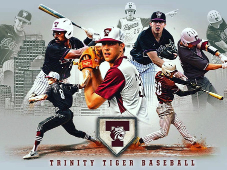 Trinity Baseball FASTBAT First Ever Virtual Fundraising Event on March 7, 2021 at 7:00 p.m. Central