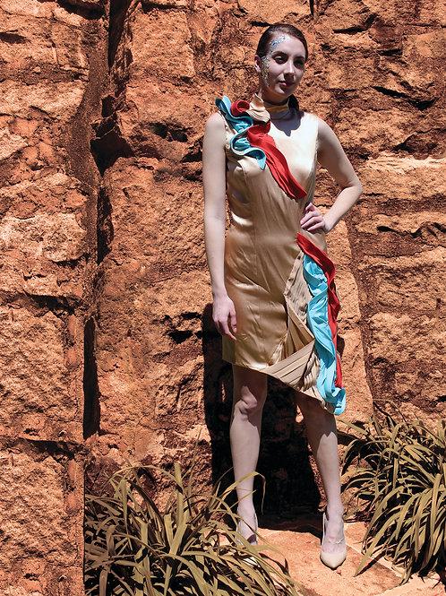 Gold Canyon Dress