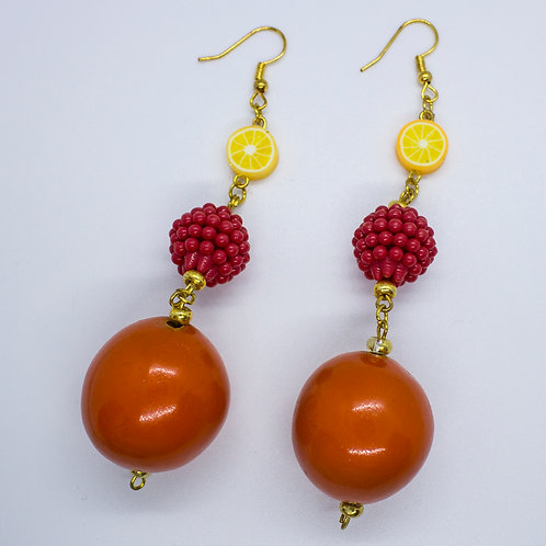 Hanging Fruit Earrings