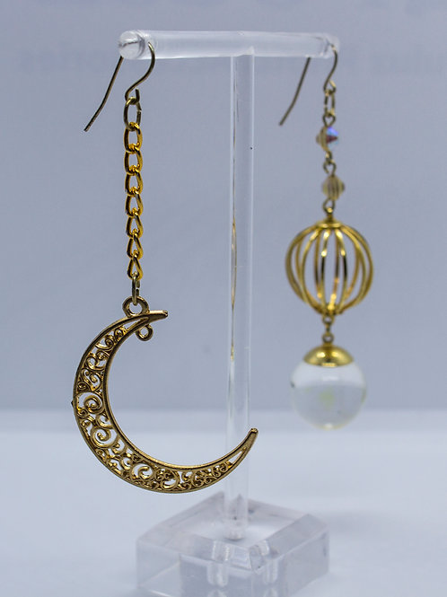 Moonbeam Earrings