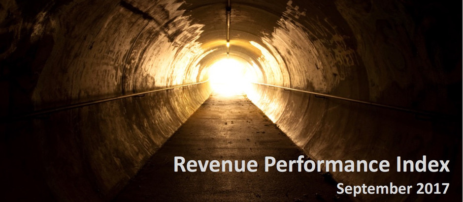 RevenueTEK Global Revenue Performance Index 2018