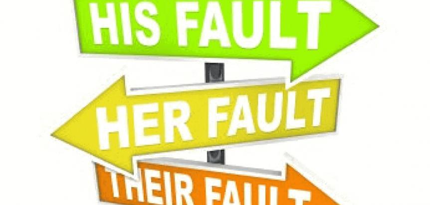 Missed target?  Blame Sales - that should fix it!