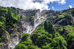 Wasserfall im Stubaital