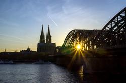 Kölner Dom & Hohenzollernbrücke