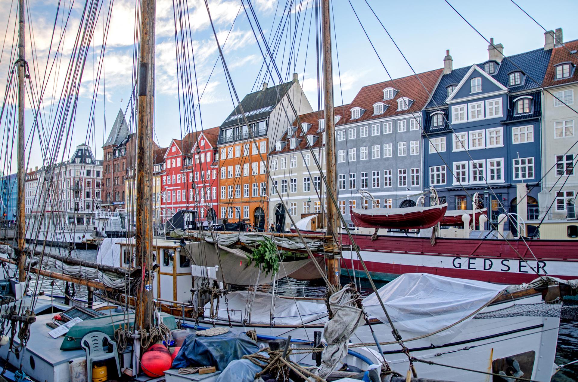 Altstadt von Kopenhagen